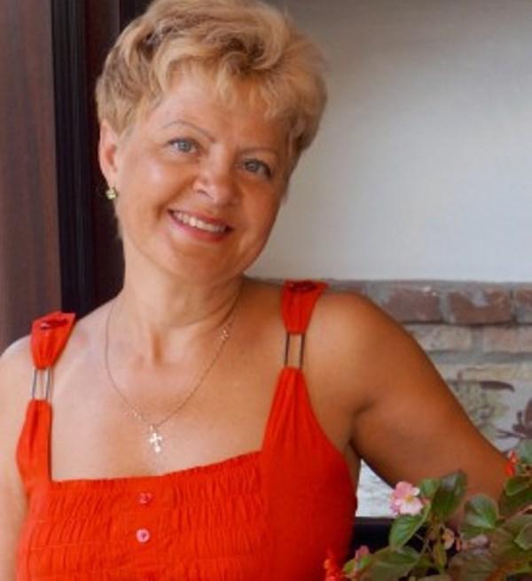 Вероника Безруких